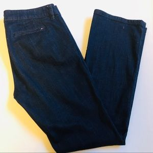 Tommy Hilfiger Jeans, Trouser-style - size 8